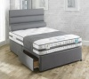 Vogue Rhapsody 1000 Pocket Sprung Gel Feel Foam Divan Bed Set