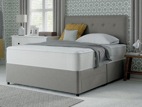 Myers Memory Comfort 1400 Pocket Sprung Memory Foam Layer Divan Bet Set