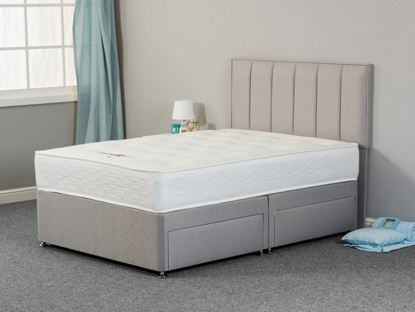Sweet Dreams Lisa Ortho 12.5g Orthopaedic Divan Bed Set