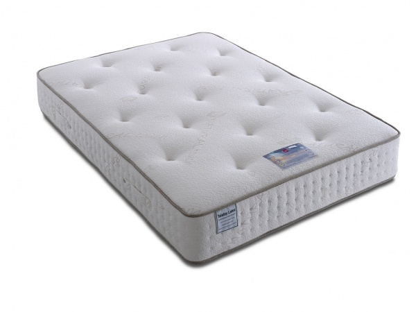 Vogue Earl 1000 Pocket Sprung Hand Tufted Talalay Latex Mattress