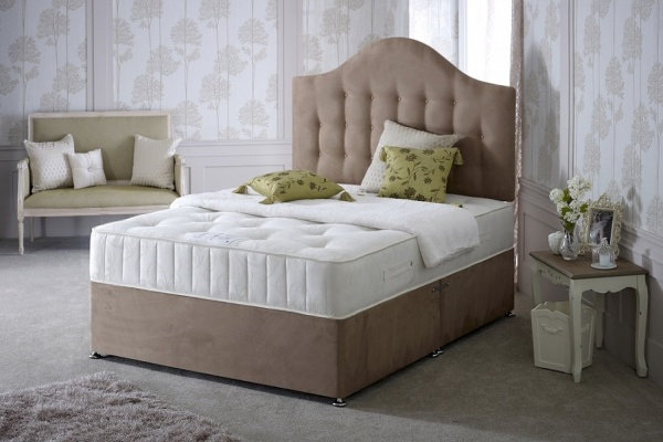 Bedmaster Berrington 1200 Pocket Sprung Divan Bed Set
