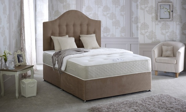 Bedmaster Clifton Royale 1000 Pocket Sprung Divan Bed Set