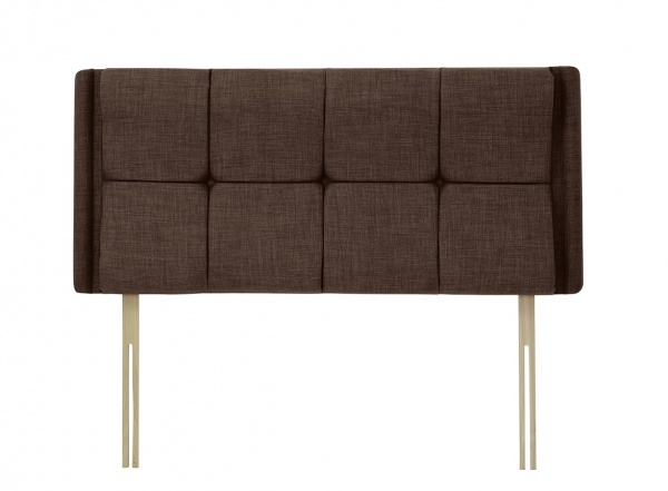Bedmaster Luxor Upholstered Fabric Headboard