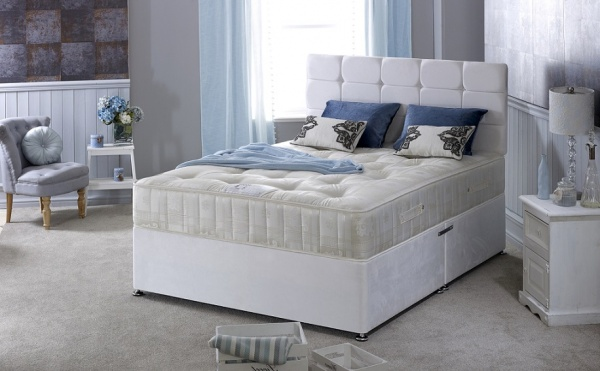 Bedmaster Majestic 1000 Pocket Sprung Divan Bed Set