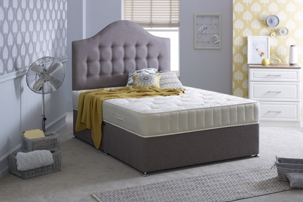 Bedmaster Ortho Royale Hand Tufted Divan Bed Set
