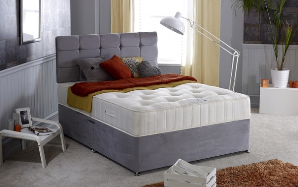 Bedmaster Supreme Ortho Hand Tufted Divan Bed Set