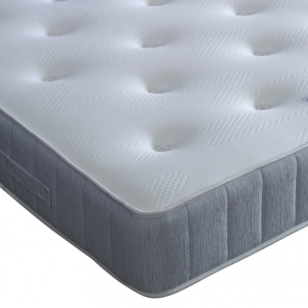 Bedmaster Pearl Contour Visco Memory Foam Mattress