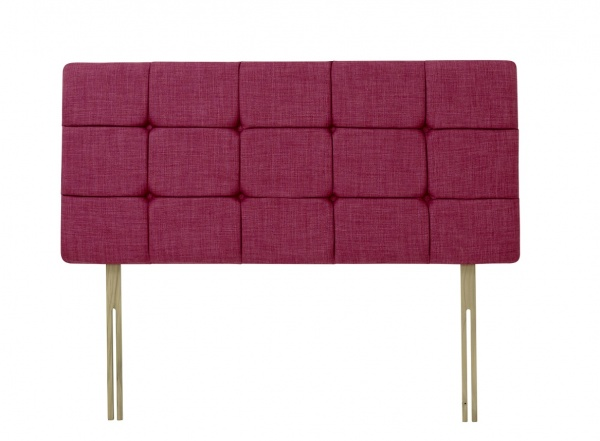Bedmaster Pearl Upholstered Fabric Headboard