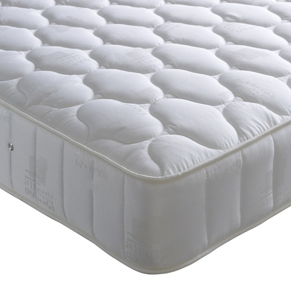 Bedmaster Pinerest 13.5g Coil Sprung Mattress