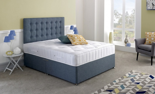 Bedmaster Super Ortho Divan Bed Set
