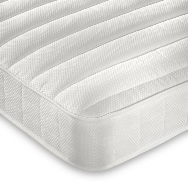 Bedmaster Theo Pocket Sprung Low Profile Mattress