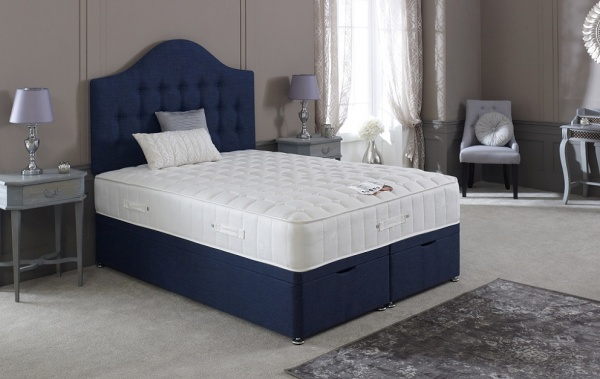 Bedmaster Ultimate Ortho 1000 Pocket Sprung Divan Bed Set