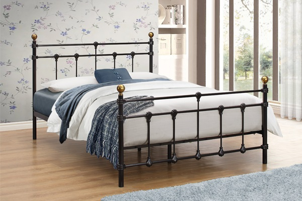 Birlea Mountain Metal Bed Frame