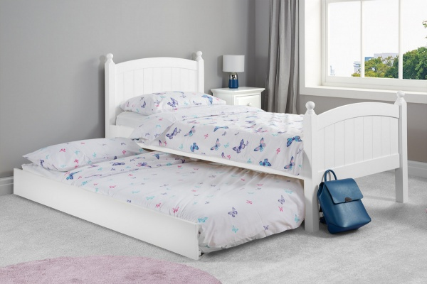 Birlea Whitehaven Trundle Guest Bed