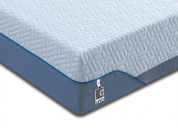 Breasley Uno Pocket 1000 Mattress