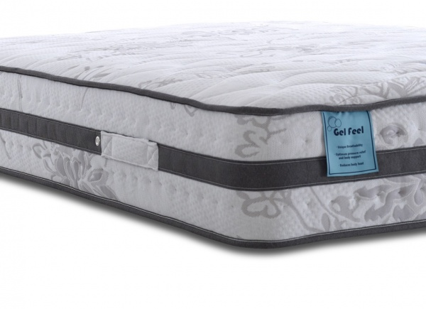 Vogue Cloud Gel 2000 Pocket Sprung Gel Feel Foam Mattress