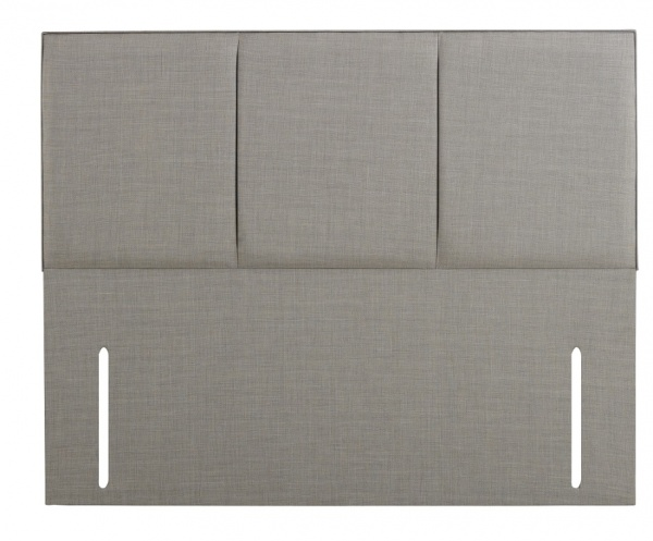 Healthbeds Heritage Abbey Floor Standing Upholstered Fabric Headboard