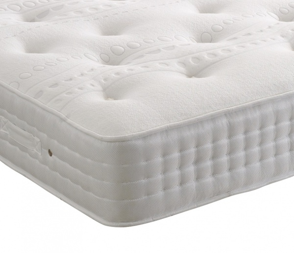Healthbeds Heritage Cool Comfort 4200 Pocket Sprung with Breathable Cool Gel Lay-Tec Mattress
