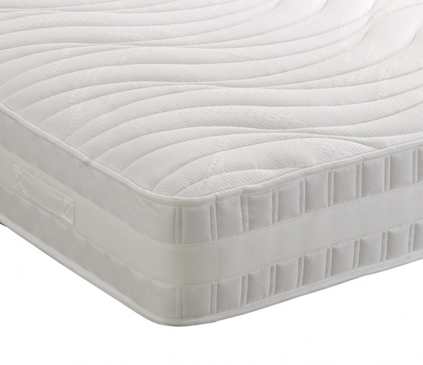 Healthbeds Heritage Cool Memory 1400 Pocket Sprung with Breathable Cool Memory Foam Mattress