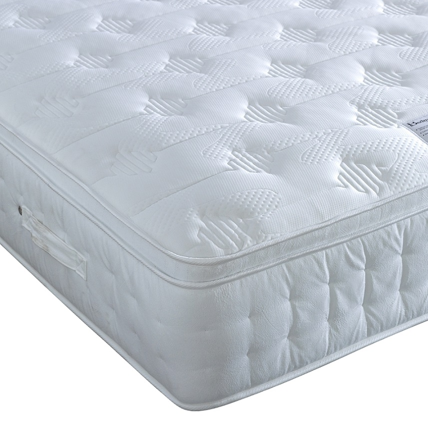 Bedmaster Laytec Foam Cushion Top 1500 Pocket Sprung Mattress