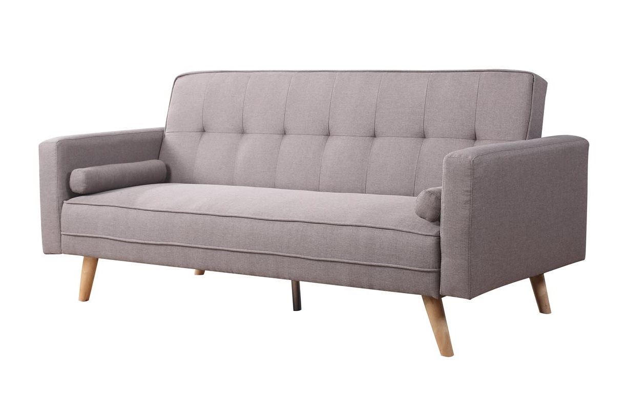 Picture of: Edward Grey Sofa Bed Best Beds Direct