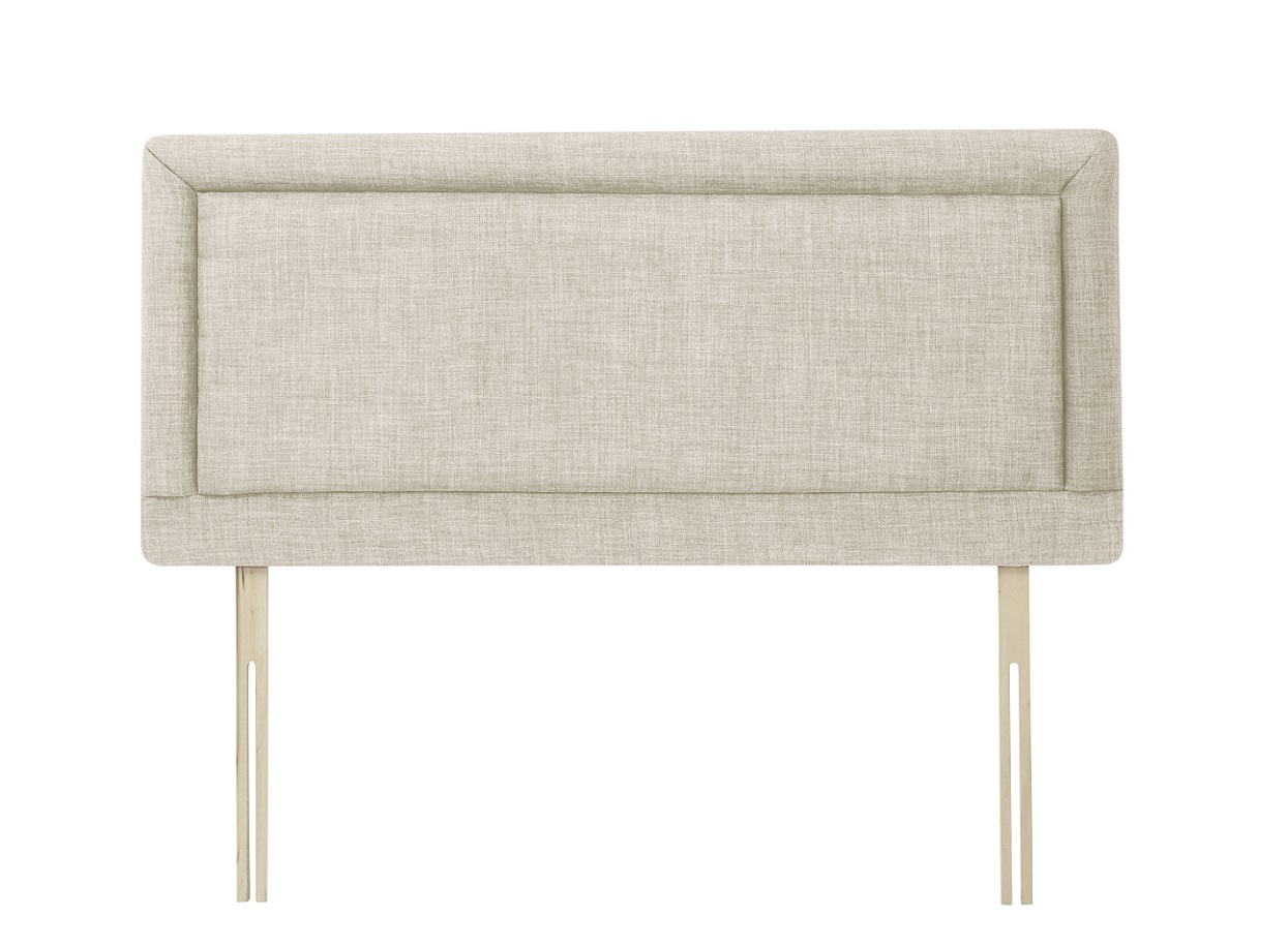 Bedmaster Charlie Upholstered Fabric Headboard