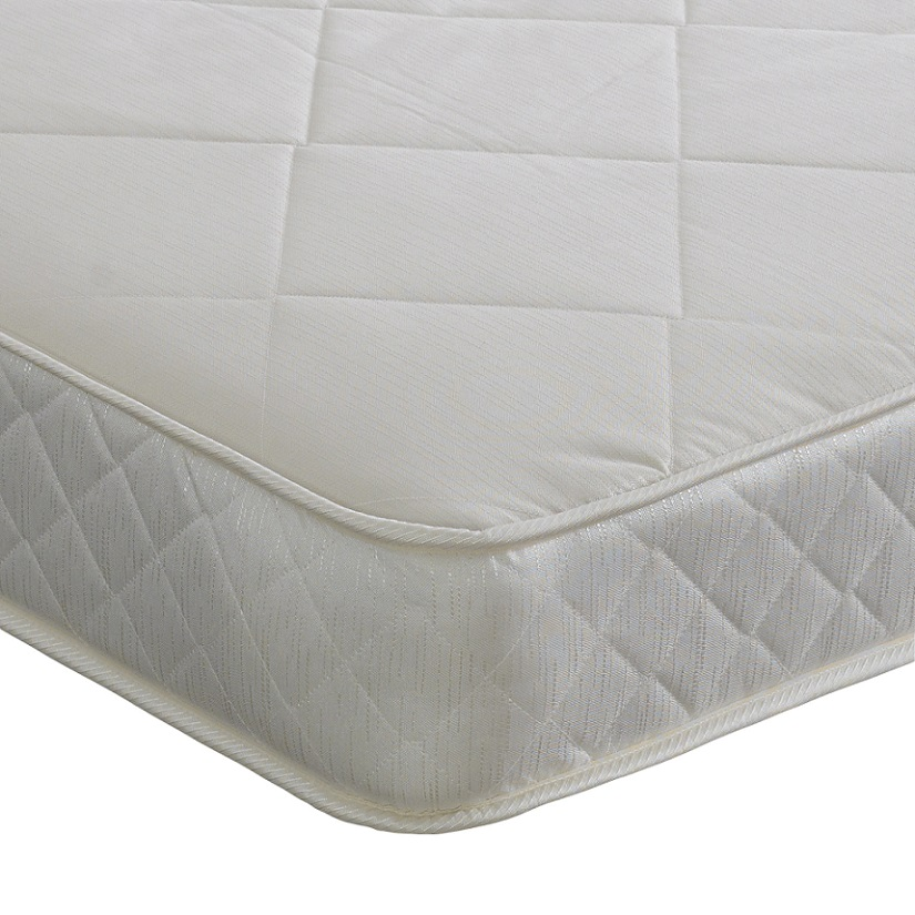 Bedmaster Diamond Coil Sprung Micro Quilted Mattress