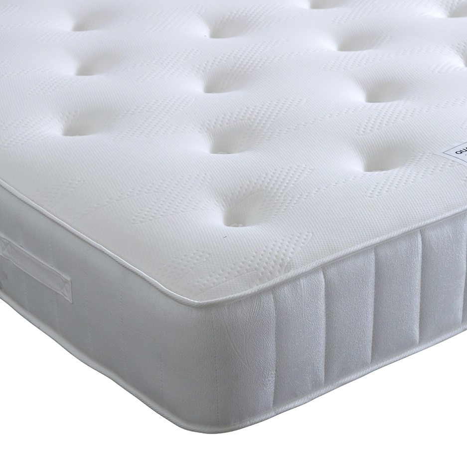 Bedmaster Quartz 3000 Pocket Sprung Memory Foam Mattress