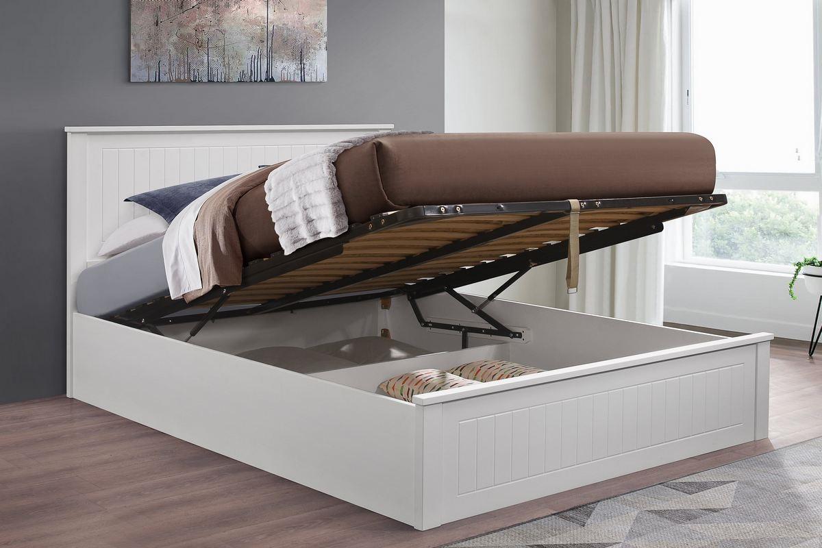 Enjoyable Birlea Fairmont Ottoman Bed Creativecarmelina Interior Chair Design Creativecarmelinacom