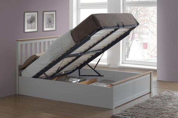 Birlea Phoenix Wooden Ottoman Bed Frame Best Beds Direct