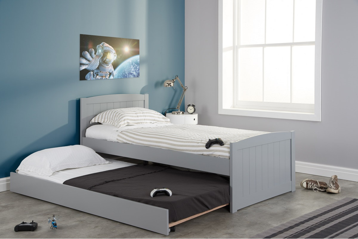 Birlea Beckton Kids Trundle Bed Frame