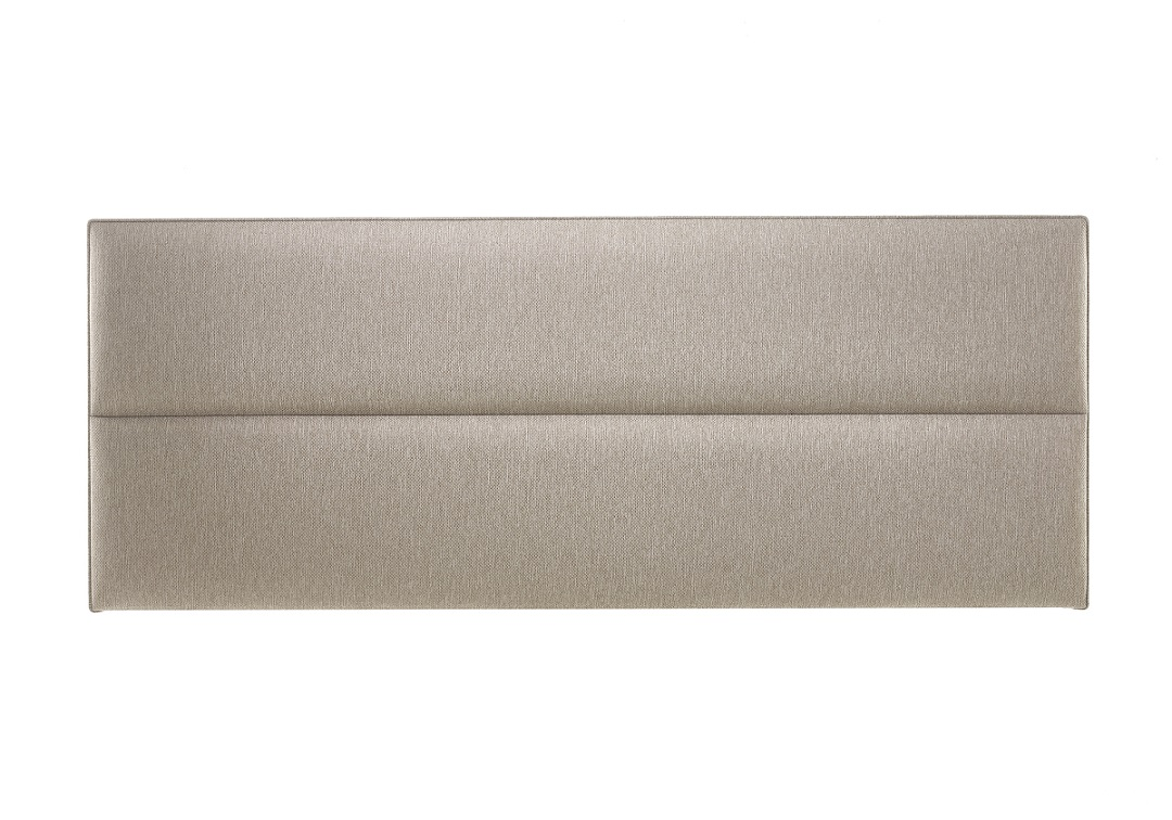 Myers Contour Upholstered Fabric Headboard