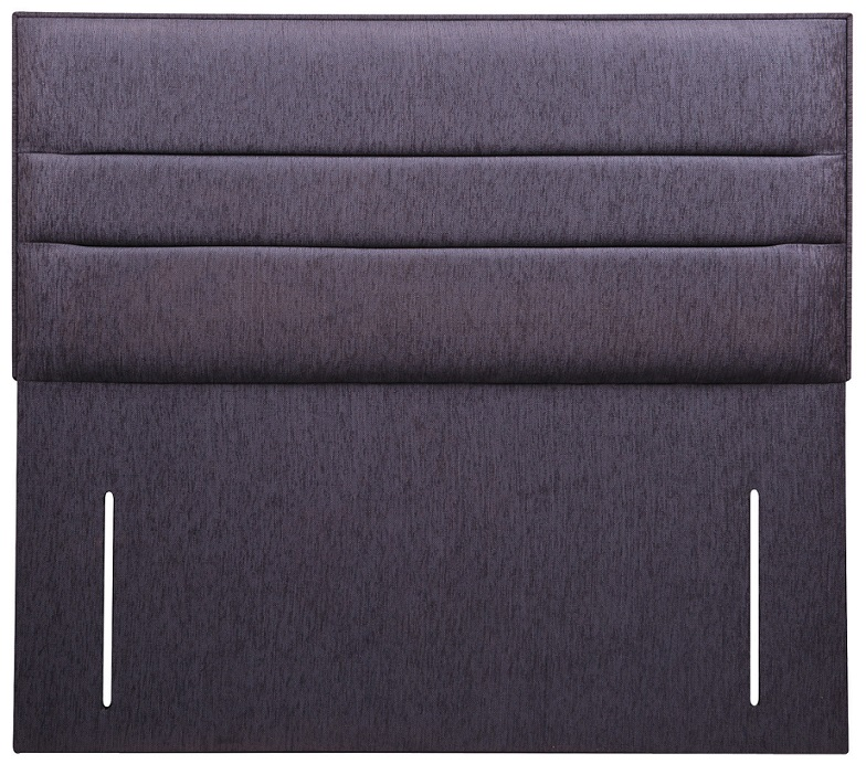 Sweet Dreams Naples Upholstered Fabric Floor Standing Headboard