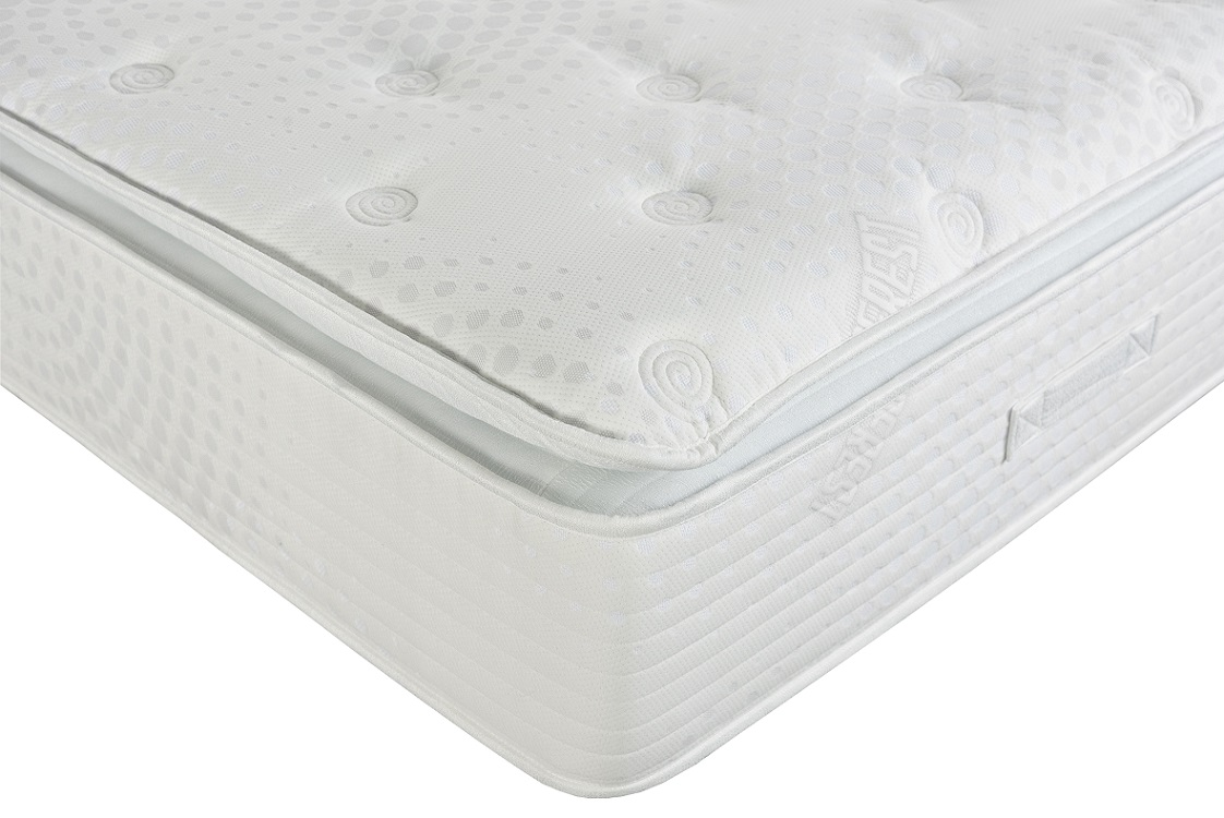 Sweet Dreams Calm Rest Silk 1000 Pocket Sprung Mattress