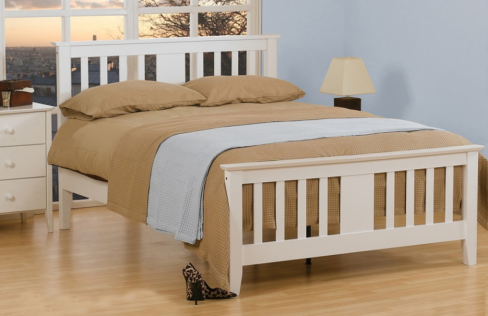 Sweet Dreams Kestrel Solid Wood Bed Frame