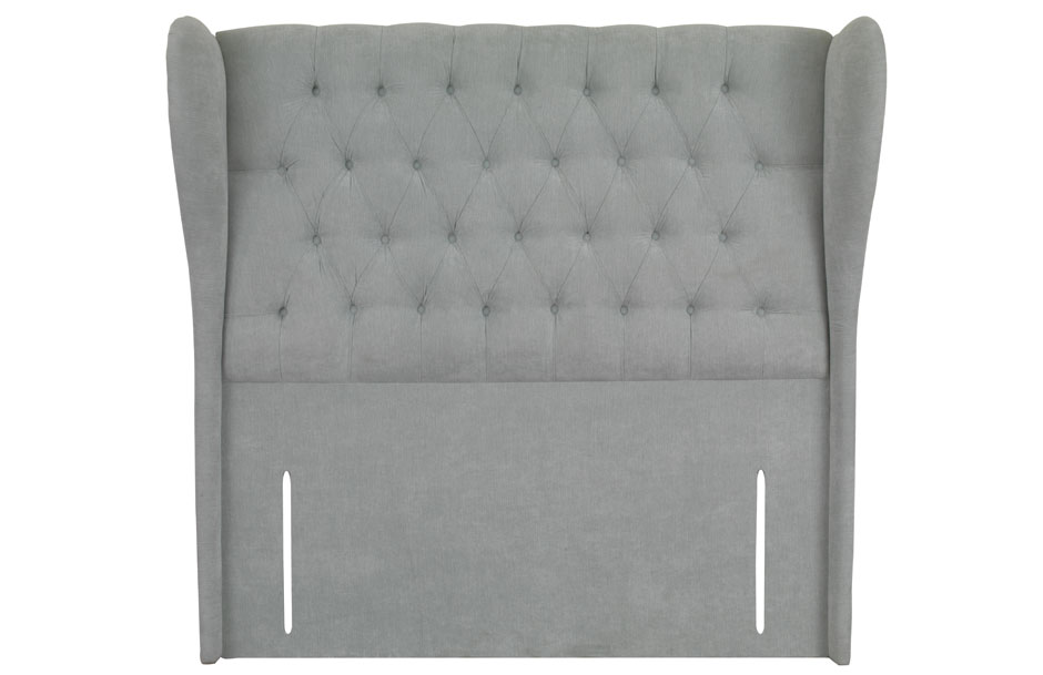 Sweet Dreams Ottowa Upholstered Fabric Floor Standing Headboard