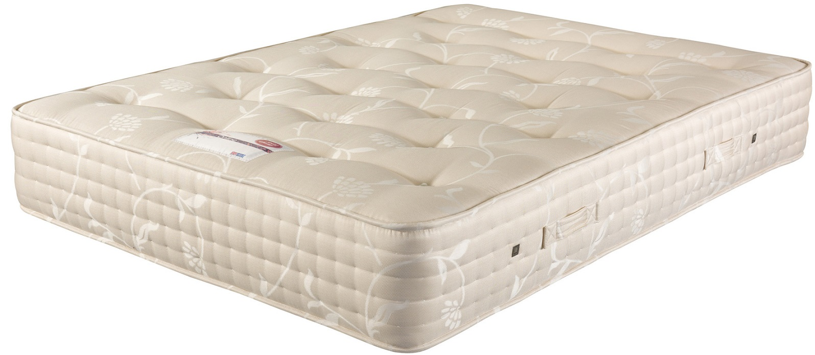 Sweet Dreams Zachery 2000 Pocket Sprung  Ortho Mattress