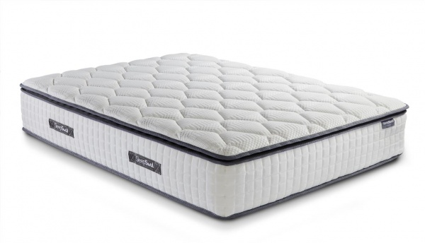 SleepSoul Bliss 800 Pocket Sprung Memory Foam Mattress