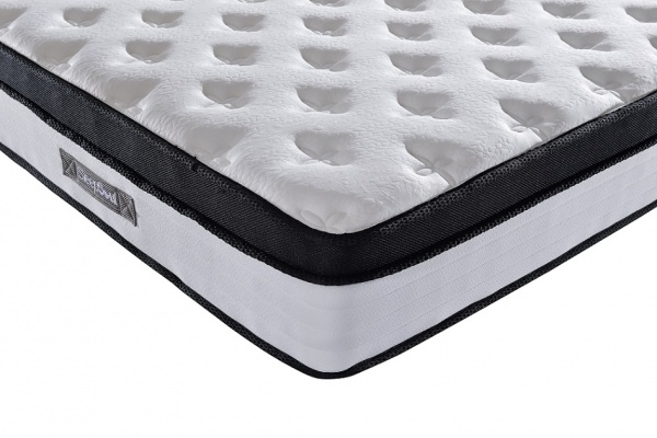 SleepSoul Cloud 800 Pocket Sprung 2cm Memory Foam Mattress