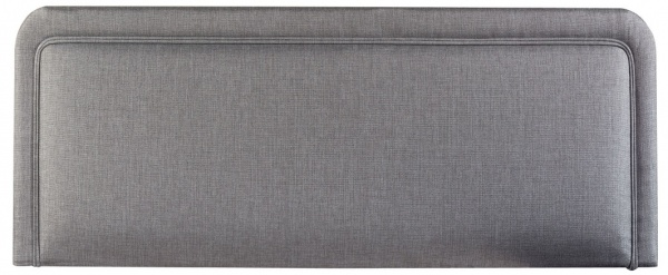 Sweet Dreams Aberdeen Upholstered Fabric Headboard