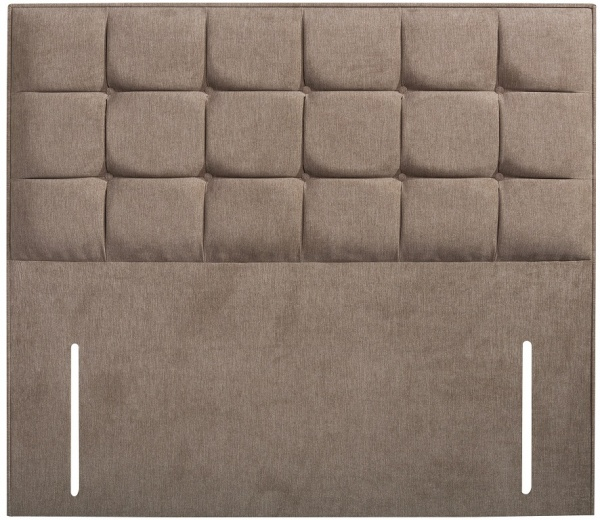 Sweet Dreams Munich Upholstered Fabric Floor Standing Headboard