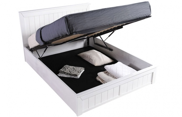 Sweet Dreams Chandler Wooden Ottoman Bed Frame