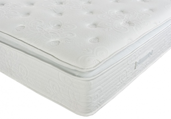 Sweet Dreams Maddie Wool 1000 Pocket Sprung Mattress