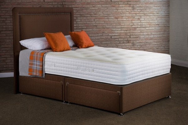 Sweet Dreams Mia 2000 Stress Free Pocket Sprung Ortho Divan Bed Set