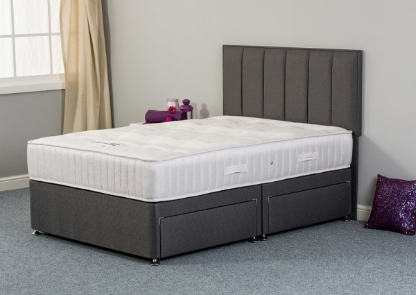Sweet Dreams Pixie Ortho 12.5g Orthopaedic Divan Bed Set