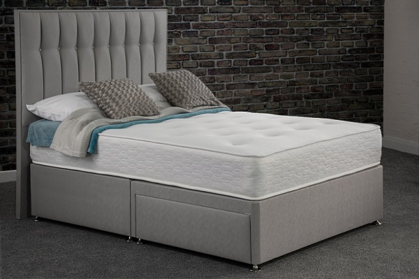 Sweet Dreams Sara Ortho 12.5g Orthopaedic Divan Bed Set